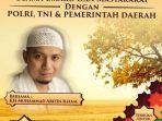 Dzikir Akbar di Soppeng Akan Di Pimpin Oleh Ustad Arifin Ilham