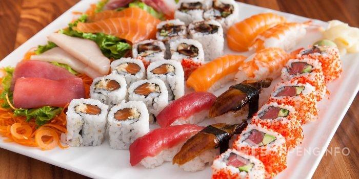 Apakah Sushi  Itu Sehat ?