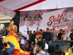 Pemprov Sulsel Siapkan proses penjemputan khusus untuk Selfi Soppeng Di Kantor Gubernur