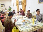 Bupati Soppeng Menjamu Pengurus Persatuan Hotel dan Restoran Indonesia