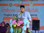Lilirilau Tuan Rumah Festival Gebyar Anak Saleh Tingkat Kab.Soppeng