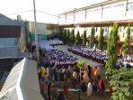 Hari Pertama Sekolah Di SD Wahdah Islamiyah