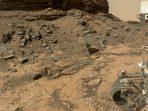 Marsis temukan danau di bawah permukaan Mars