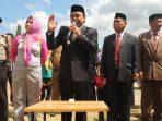 Meriahnya Pesta Rakyat Di Kecamatan Lalabata