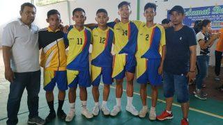 Tim Sepak Takraw Popda Soppeng Raih Medali Emas