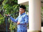 Wakil Bupati Soppeng Hadiri Upacara Terakhirnya