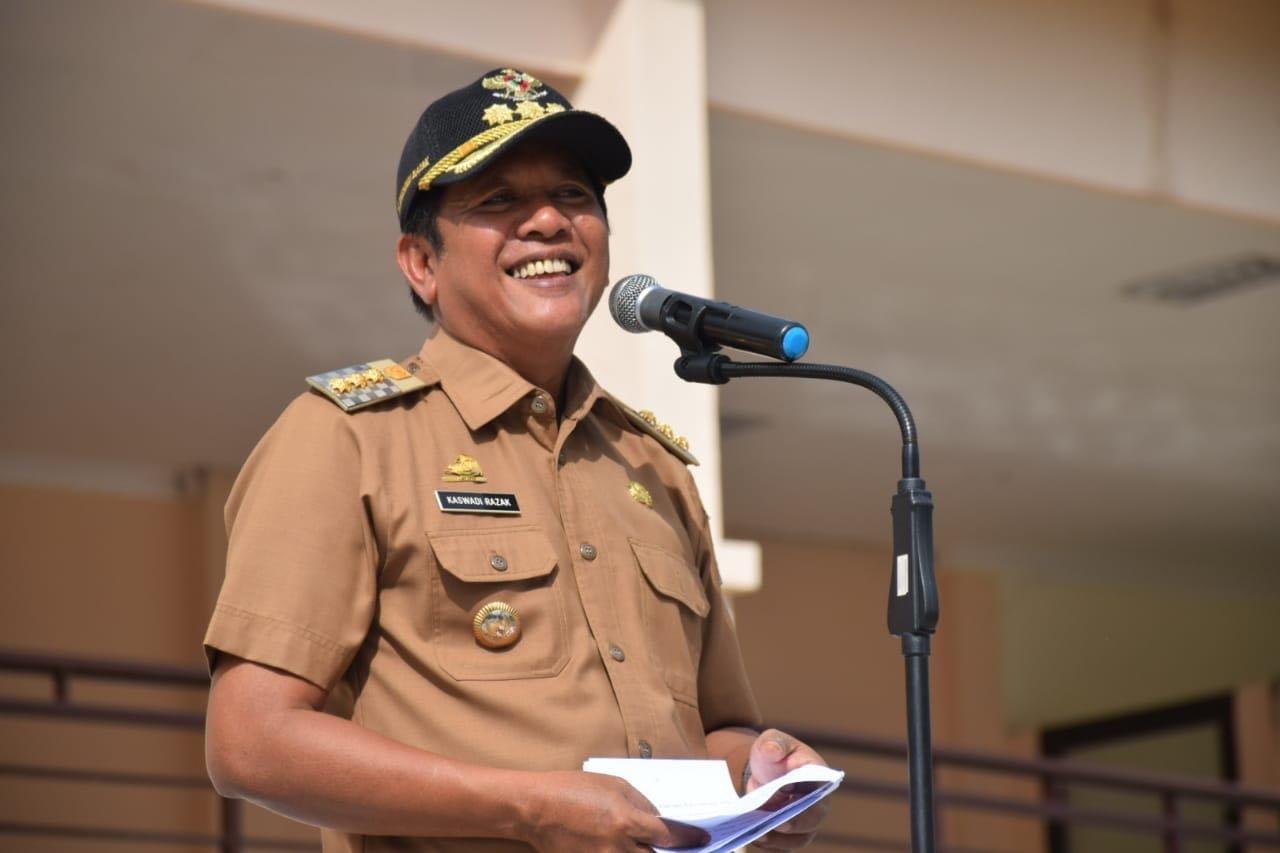 Surat Bupati Soppeng Di Balas Kemensetneg Terkait Pengangkatan Pegawai Non PNS
