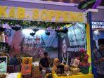 Kain Sutera Dan Kopi Andalan Soppeng Di Pekan Raya SulSel