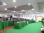 Paripurna DPRD Penyerahan Rancangan Peraturan Daerah Tentang Penyertaan Modal