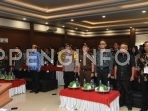 Bupati Soppeng Ajak Seluruh Peserta Rapat Pleno KPU tetap Jaga Semangat Yasissopengi