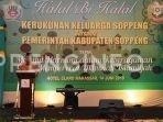 Guna Mempererat Silaturahmi Sesama Warga Soppeng, KKS Gelar Halal Bi Halal