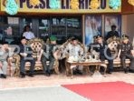 HUT Bhayangkara ke 73, Polres Soppeng Gelar Syukuran & Ramah Tamah